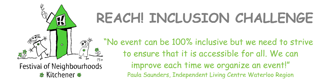 Inclusion Challenge