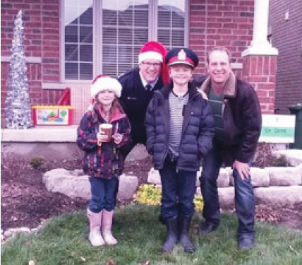 Colin`s Toy Drive 2014