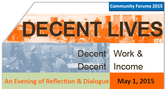 Decent Lives Community Forum