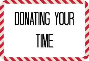 Donating Time