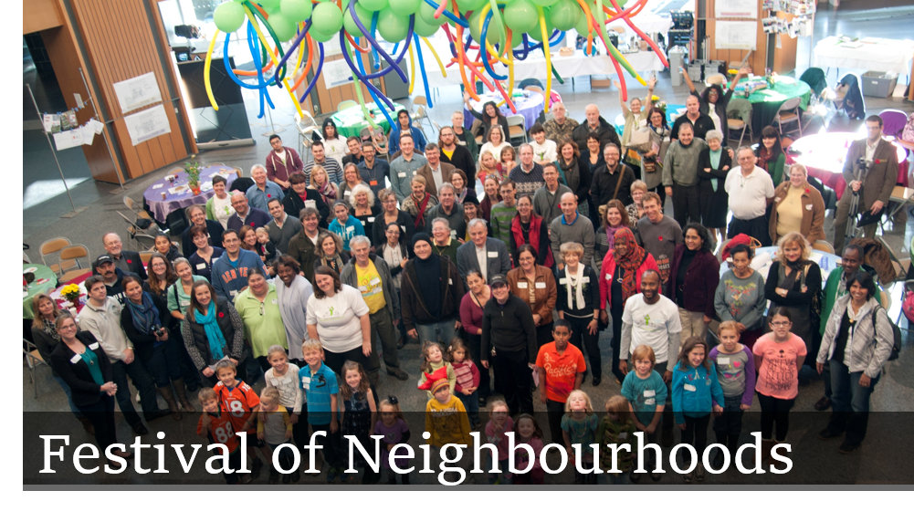Festival of Neighbourhoods