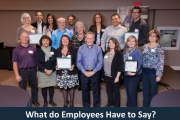 Employee Survey 2016 LWWR