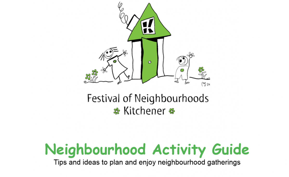 Neighbourhood Activity Guide