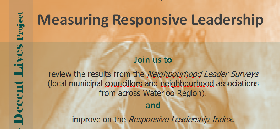 Responsive Leadership Forum