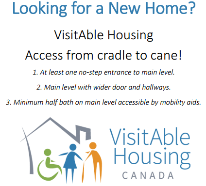 Visitable Housing Brochure