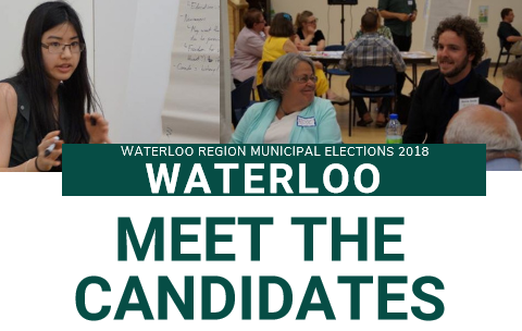 Waterloo Meet the Candidates 2018