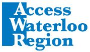 Access Waterloo Region Logo